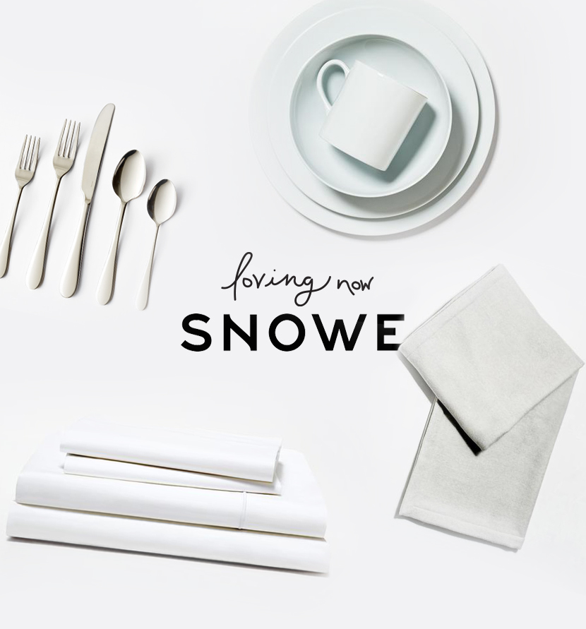 Loving Now: Snowe | The Fresh Exchange