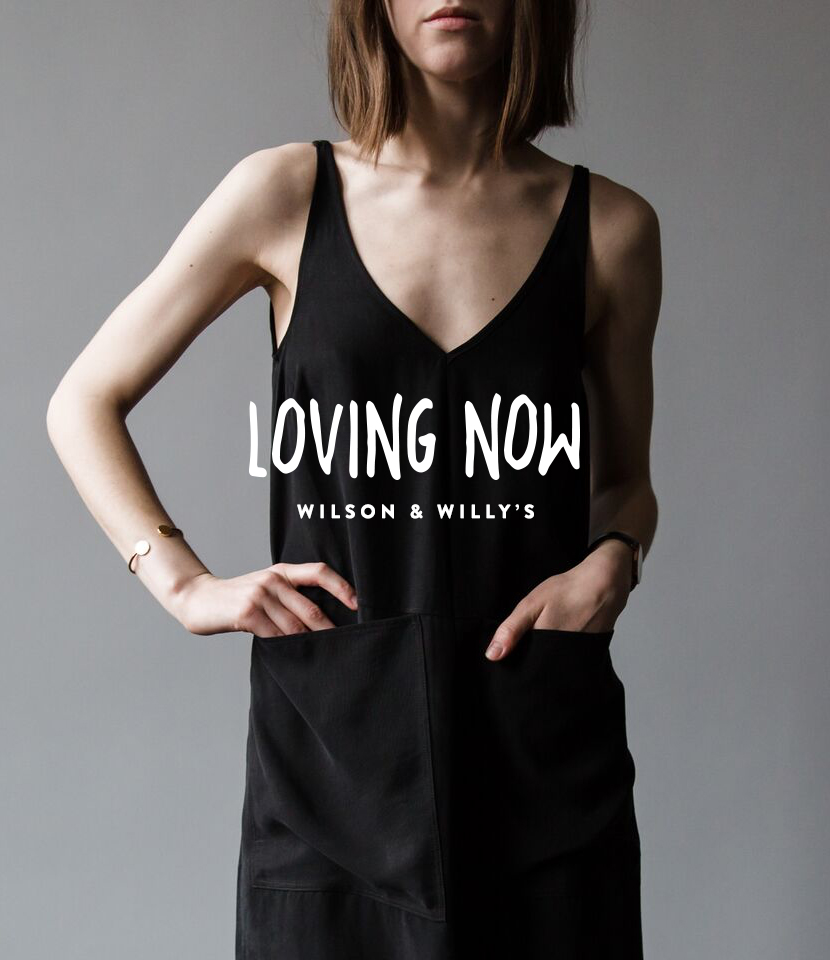 Loving Now: Wilson & Willy's SS16 | The Fresh Exchange