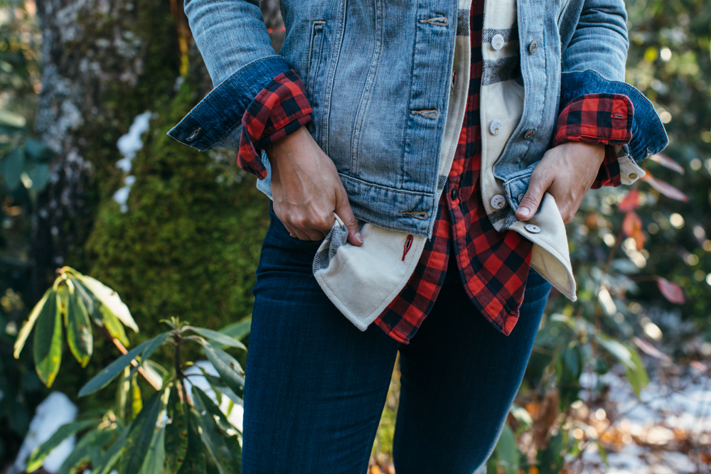 A Mountain Escape with Levi's  |  The Fresh Exchange
