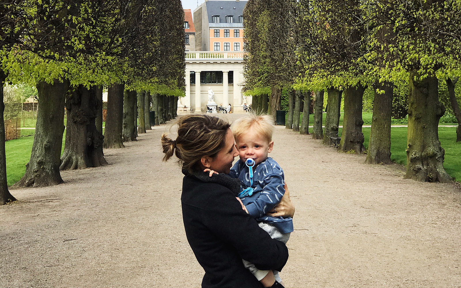 A Promise to my son on Mother's Day. Read more on The Fresh Exchange.