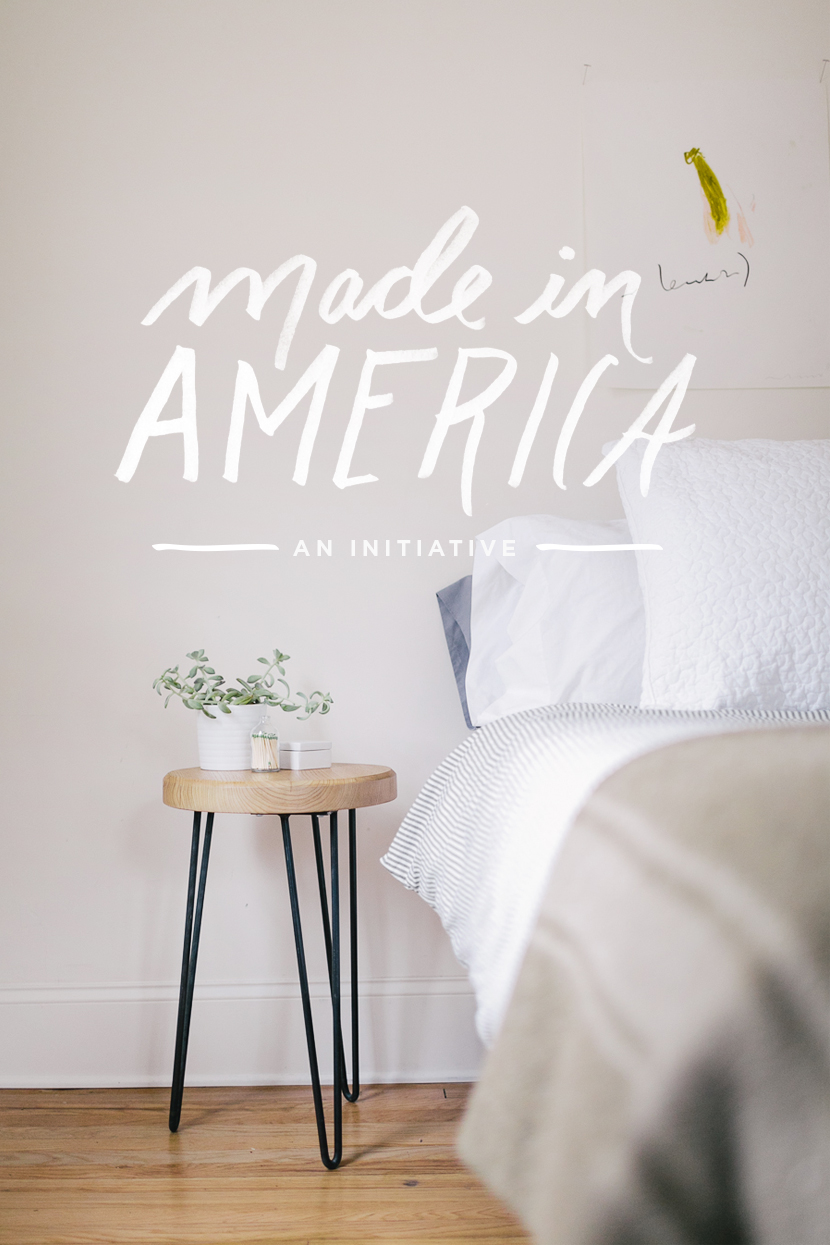 Made in America: An Initiative  |  The Fresh Exchange