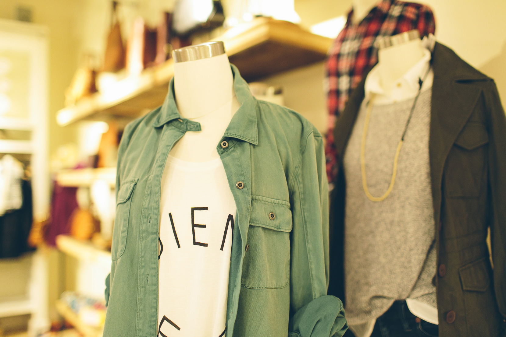 Madewell Ann Arbor Grand Opening Party  |  The Fresh Exchange