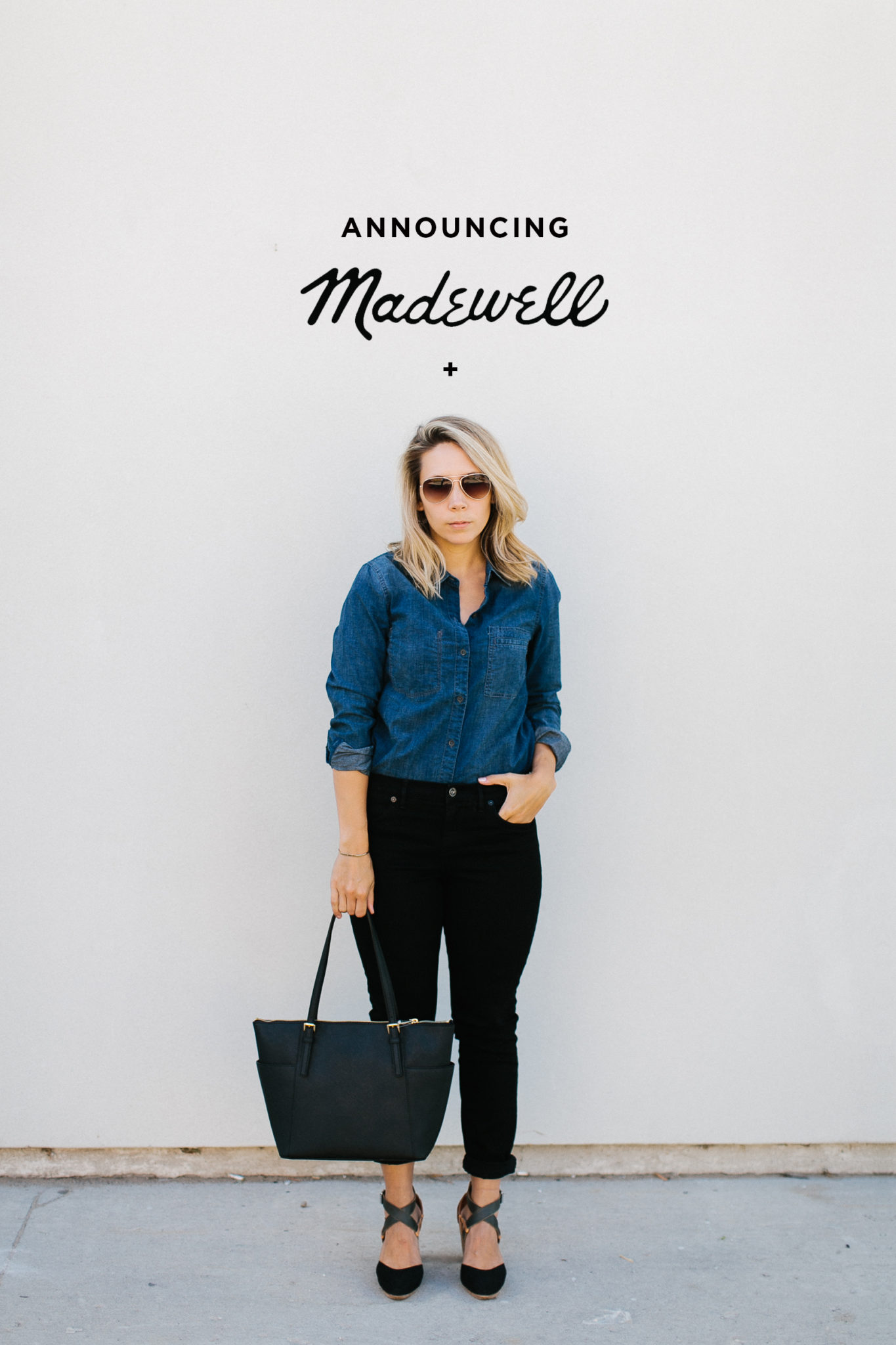 Madewell Grand Opening and New Denim Line | The Fresh Exchange