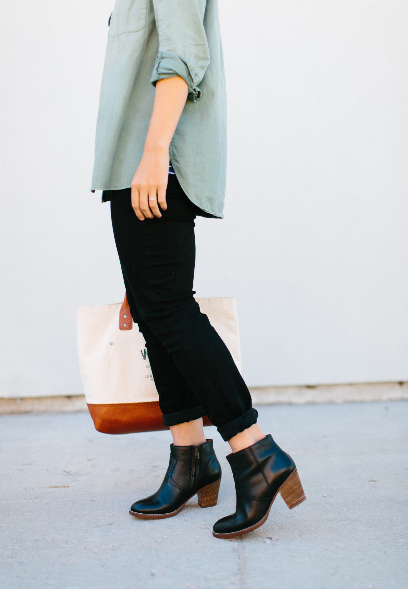Madewell Denim for Fall  |  The Fresh Exchange