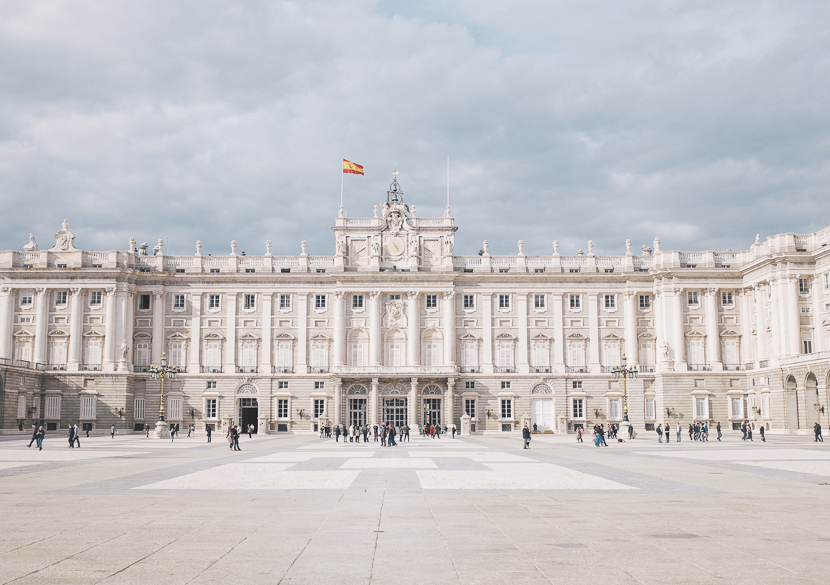 Madrid, Spain: Day One  |  The Fresh Echange