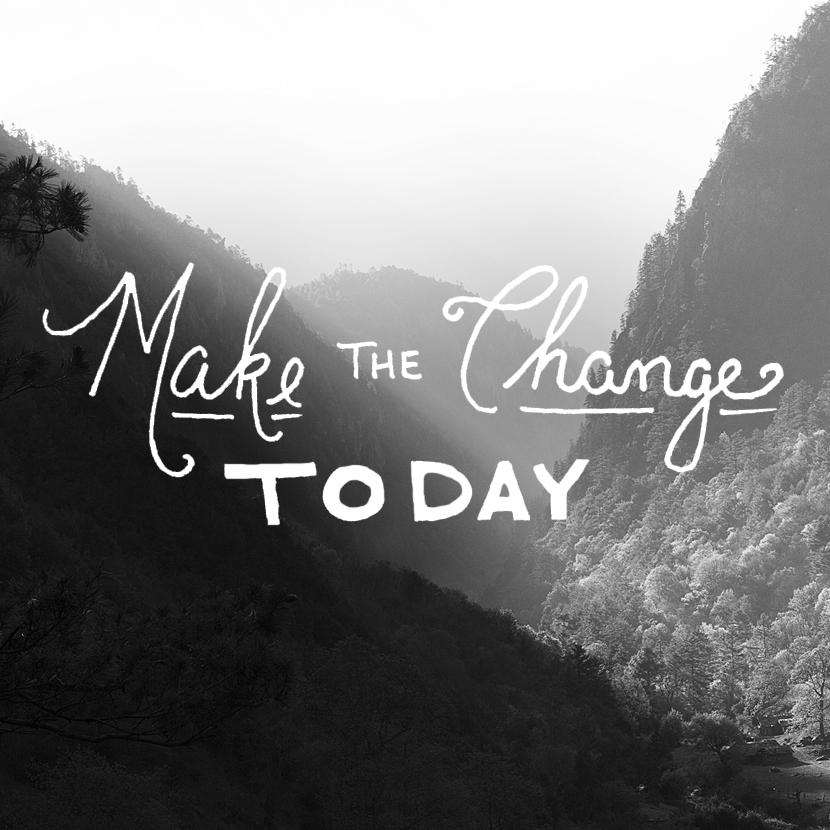 Make the Change  |  The Fresh Exchange