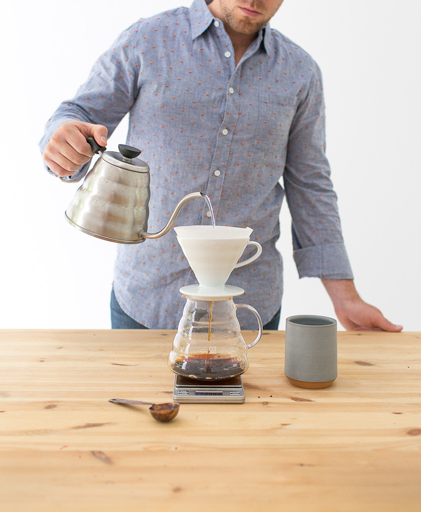 How to Make: Pourover Coffee  |  The Fresh Exchange
