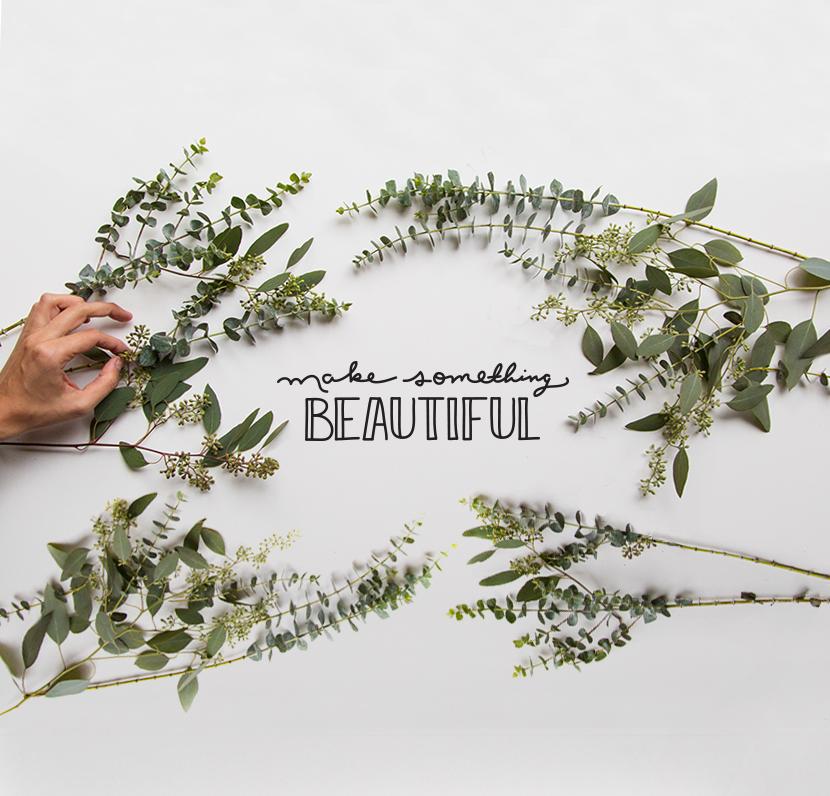 Make Something  |  The Fresh Exchange