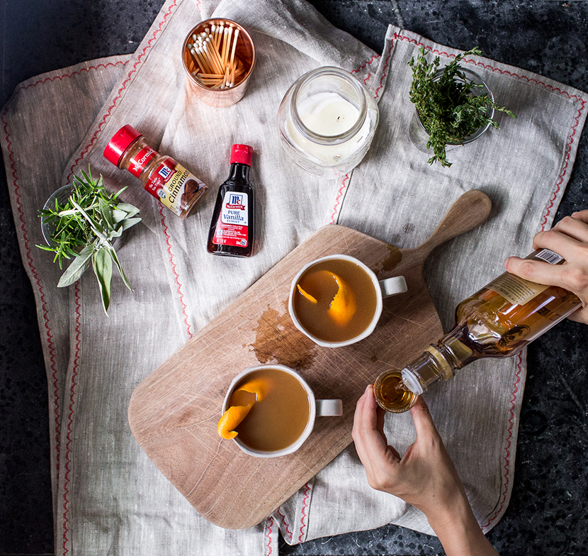 Just 5: A Fall Cocktail with McCormick | The Fresh Exchange