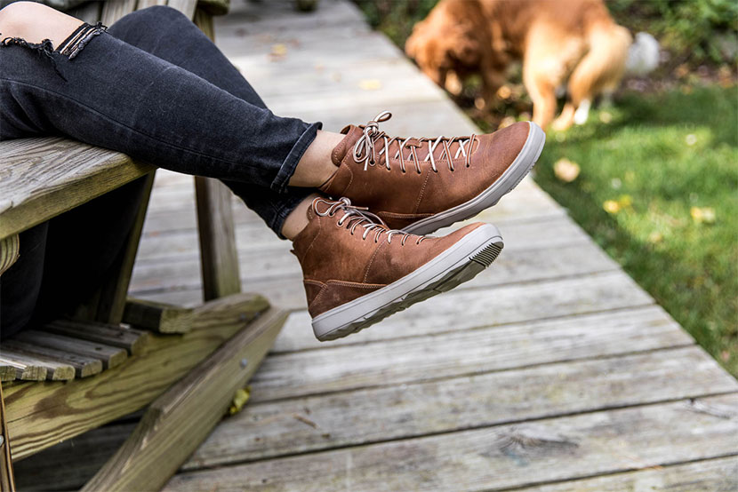 Dressing for the season with Merrell and Zappos on The Fresh Exchange