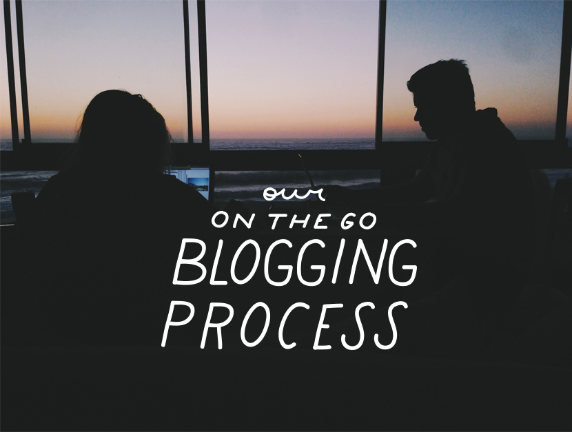 Tips for Mobile Creating: The Gear and Process  |  The Fresh Exchange