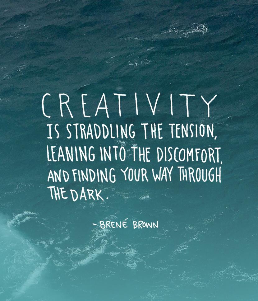 Monday Words: Brené Brown | The Fresh Exchange