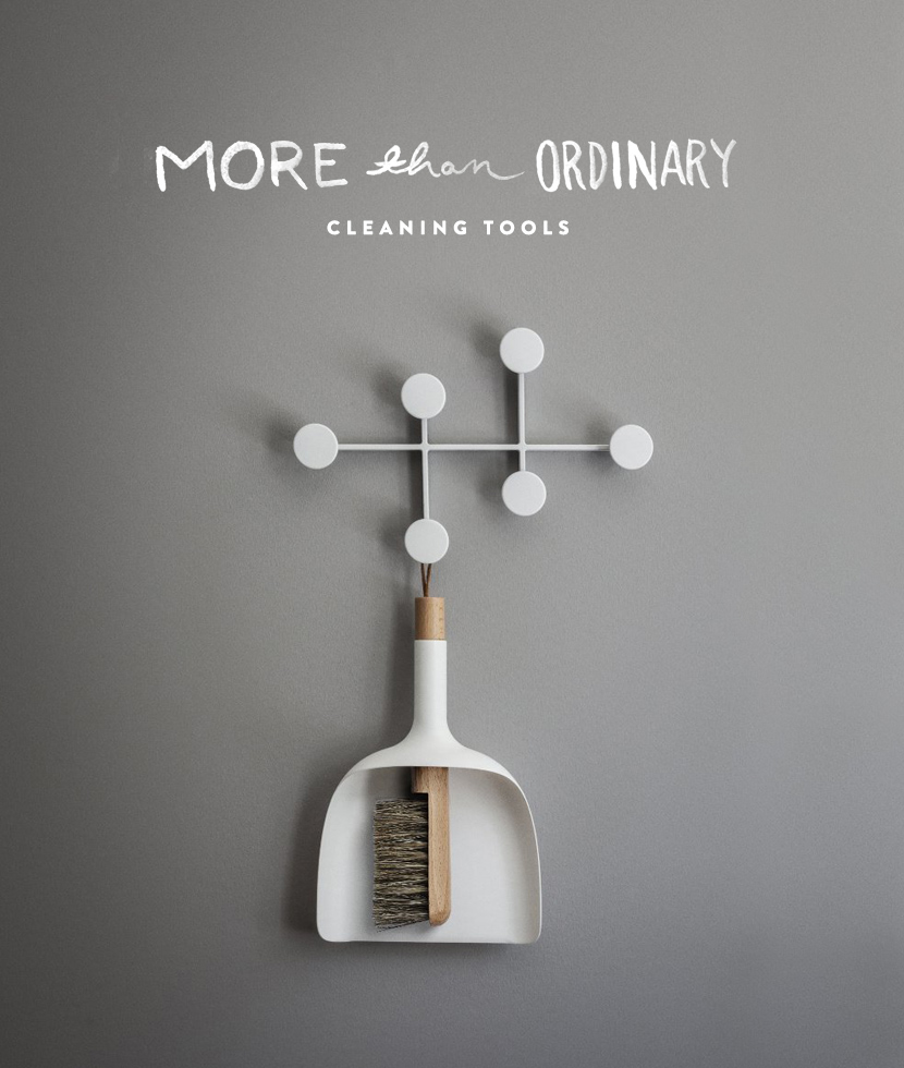 More than Ordinary: Cleaning Tools | The Fresh Exchange