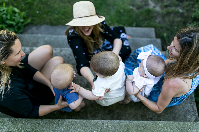 Motherhood: It Takes A Tribe | The Fresh Exchange