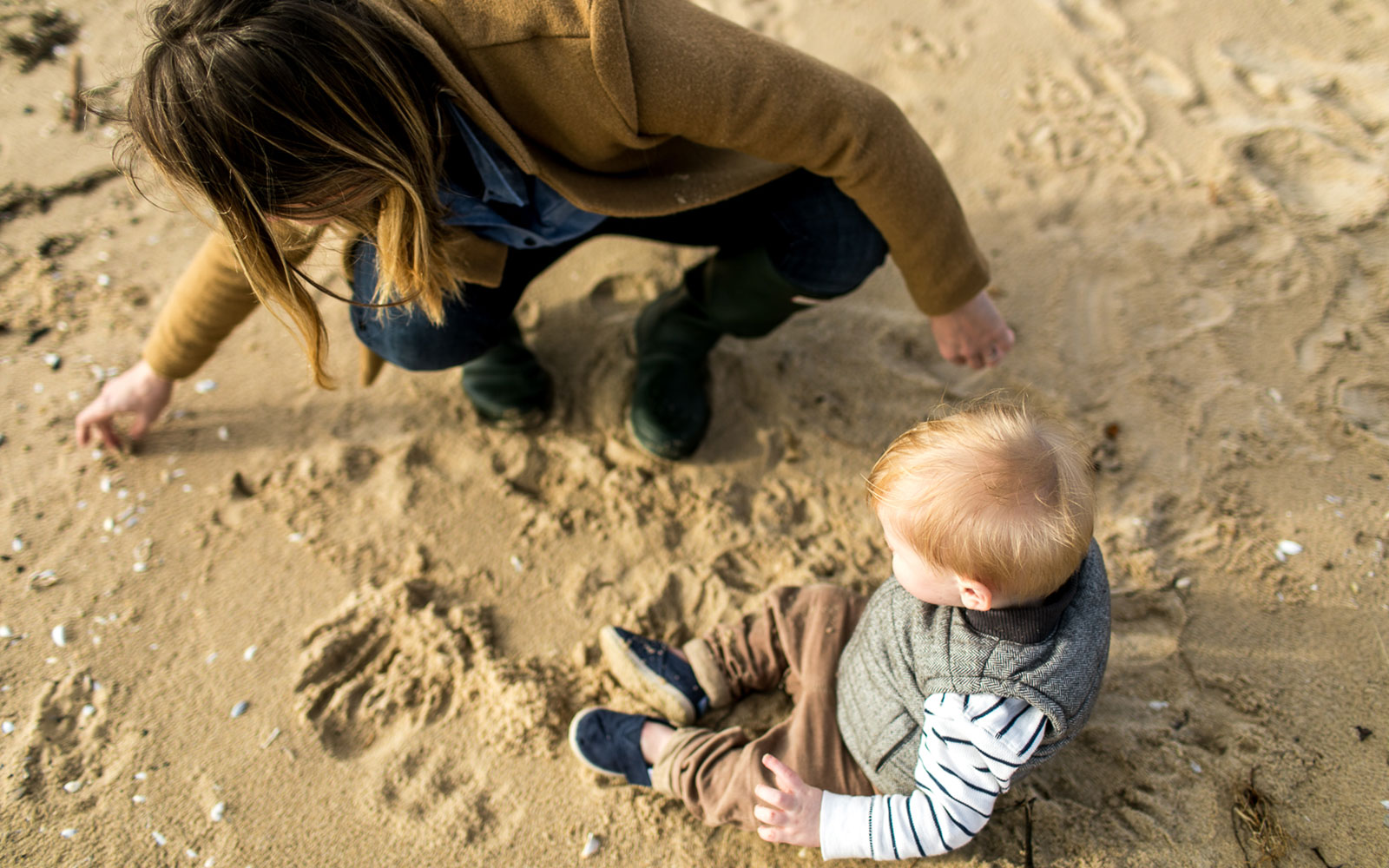Motherhood is a journey of embracing each phase and season. More on The Fresh Exchange.