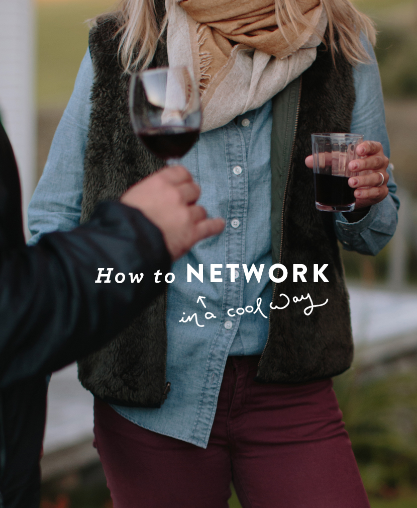 How to Network  |  The Fresh Exchange