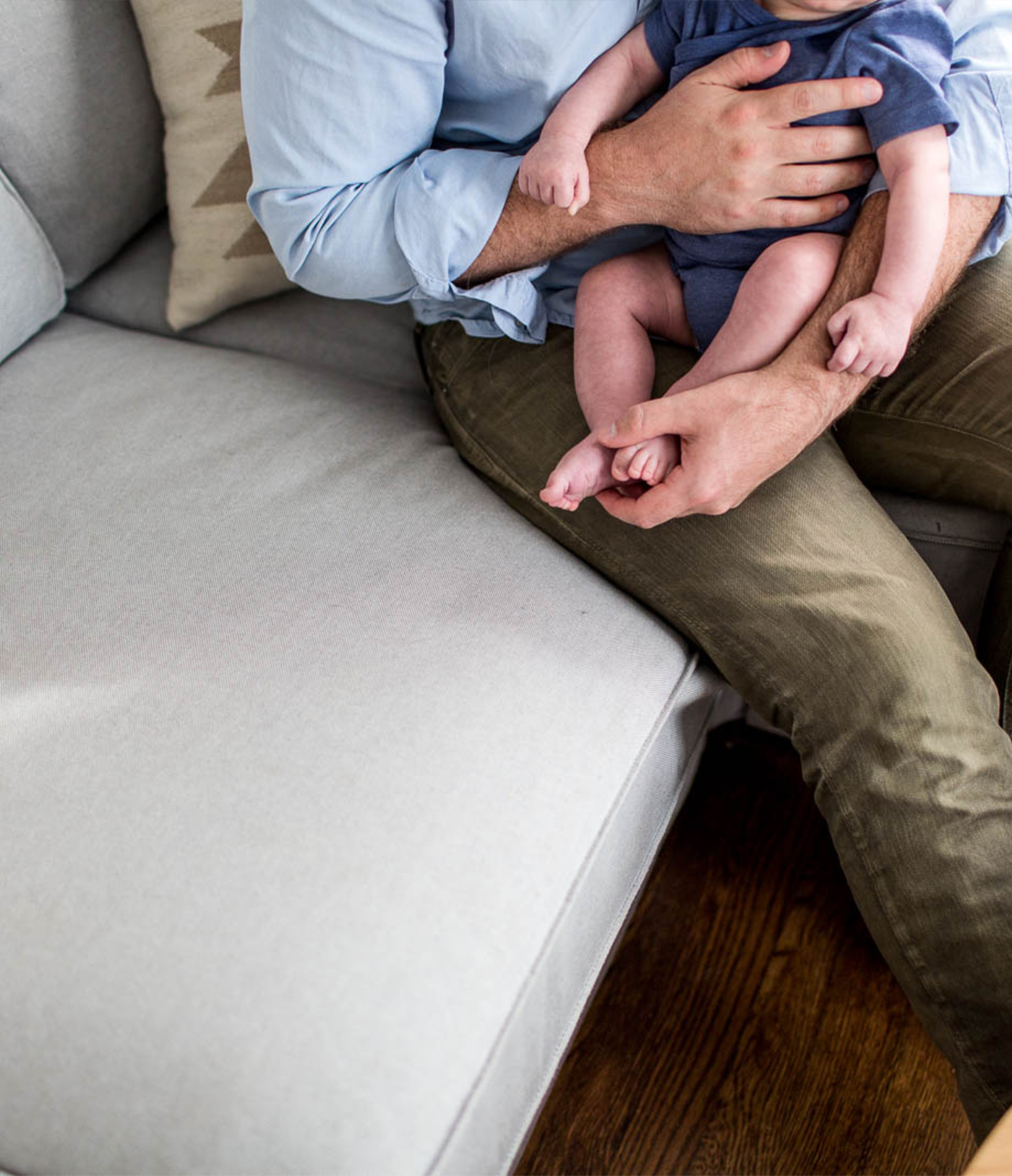 A Letter to the New Dad on Father's Day | The Fresh Exchange