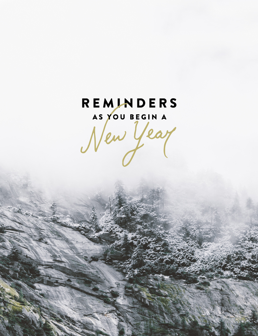 5 Positive Reminders for a New Year | The Fresh Exchange