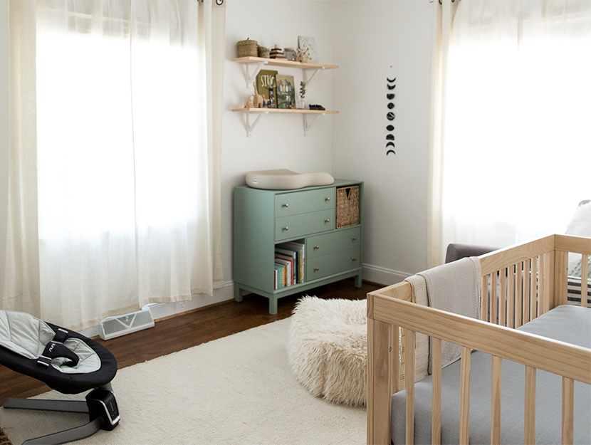 Nursery: Completed | The Fresh Exchange