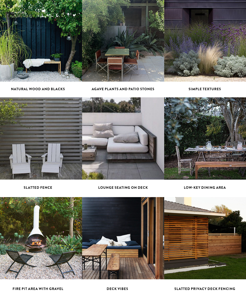 Home Inspiration: The Perfect Patio  |  The Fresh Exchange