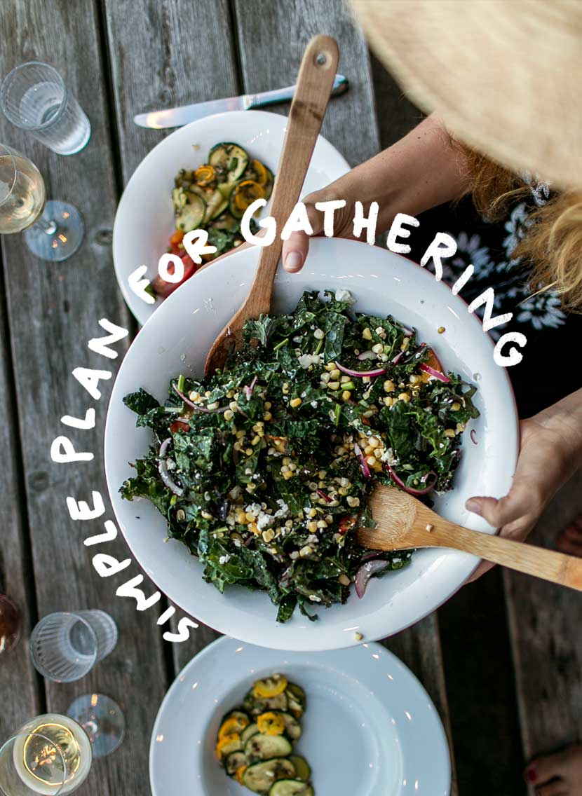 Planning a gathering for the holidays. This is a guide to planning a simple and easy gathering no matter for the holidays or or any time of year. I give you all you need.