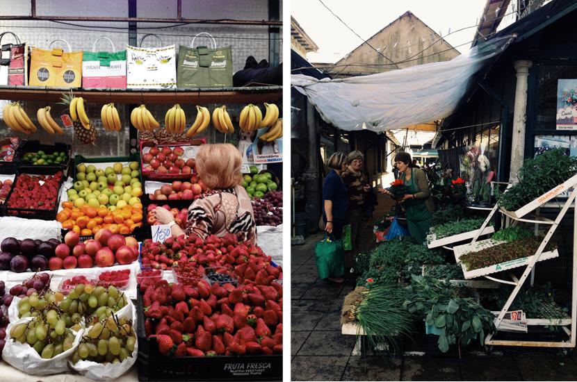 Porto, Portugal: Day 14     The Fresh Exchange