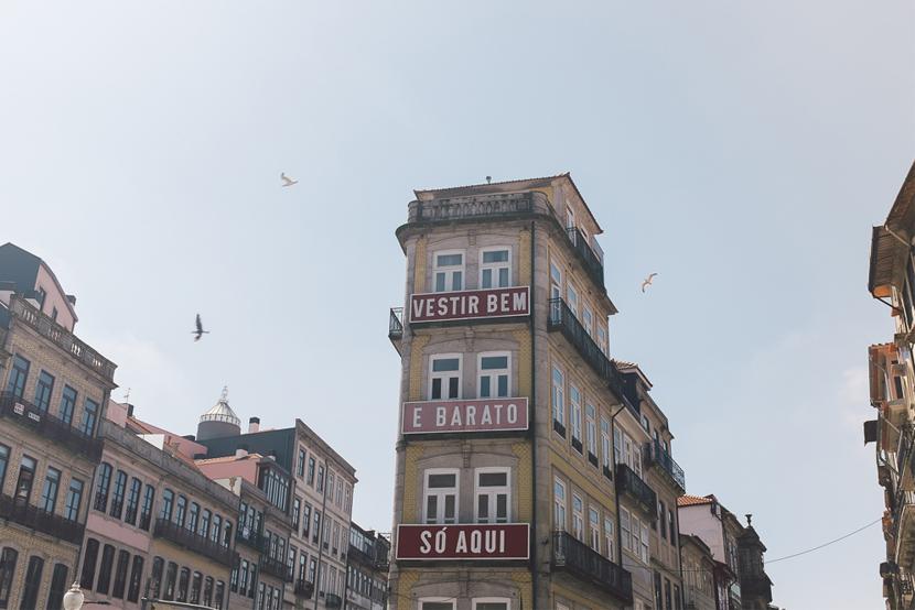 Porto, Portugal: Day 13  |  The Fresh Exchange