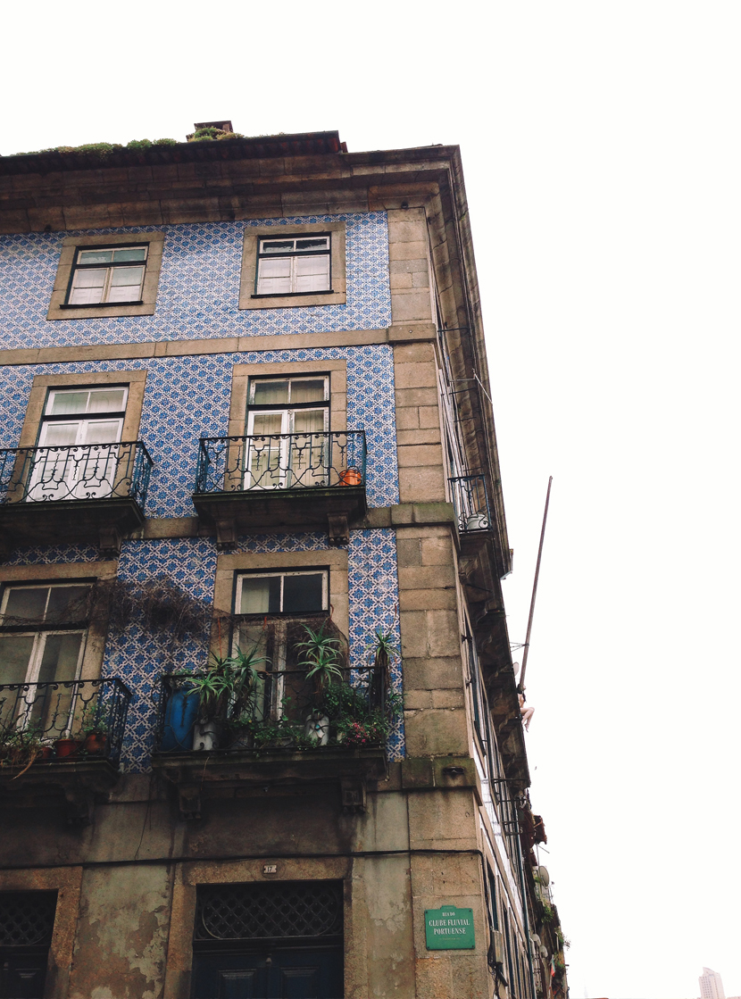 Porto, Portugal: Day 13  |  The Fresh Exchange