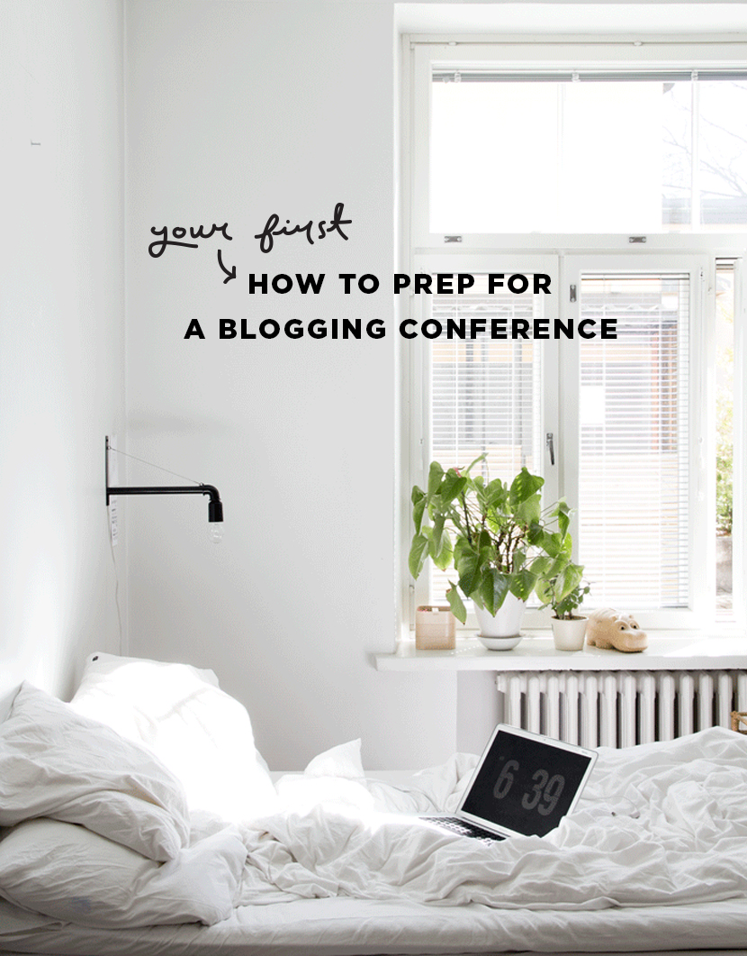 How to Prepare for Your First Blog Conference  |  The Fresh Exchange