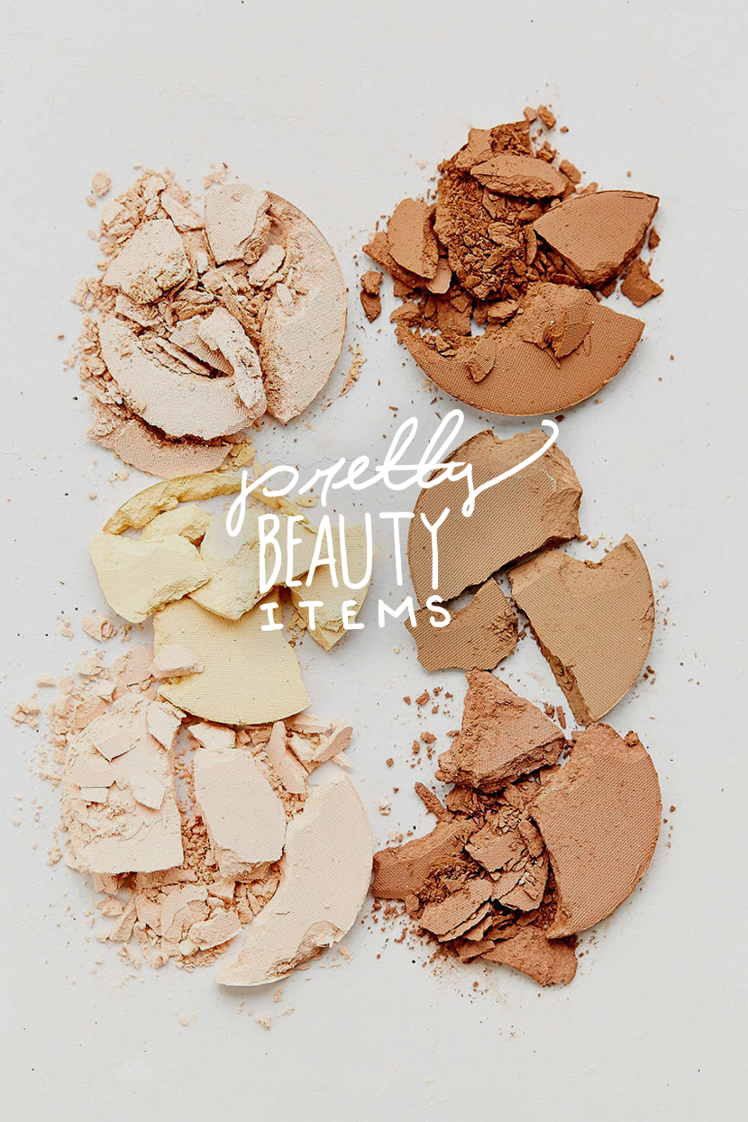 10 Pretty Beauty Items | The Fresh Exchange