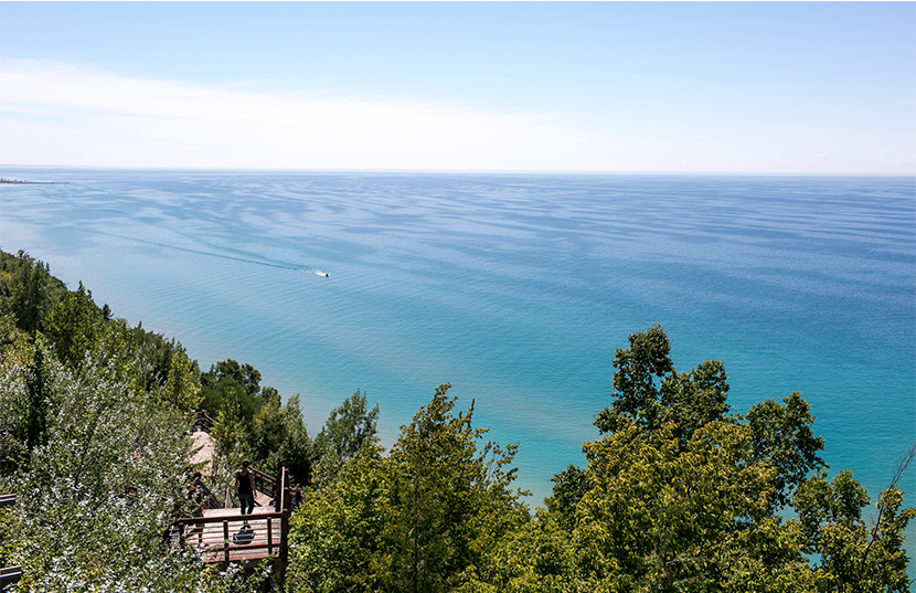 The importance of protecting what you love. More about protecting the great lakes on the fresh exchange.