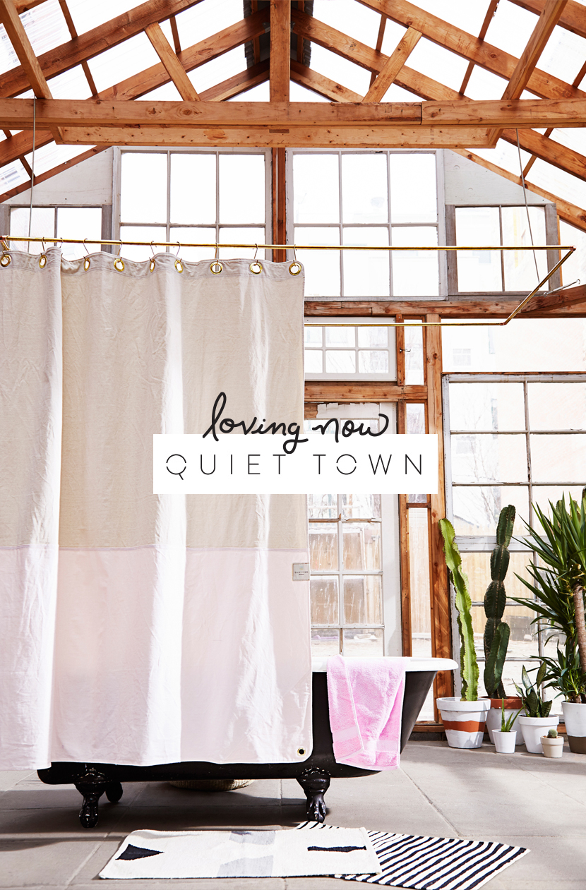 Loving Now: Quiet Town Home | The Fresh Exchange