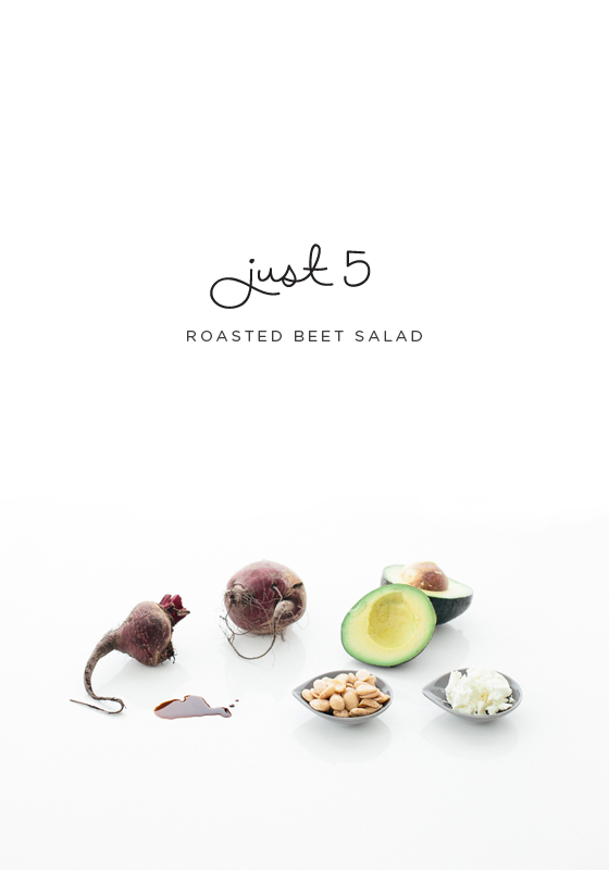 Roasted Beet Salad  |  The Fresh Exchange
