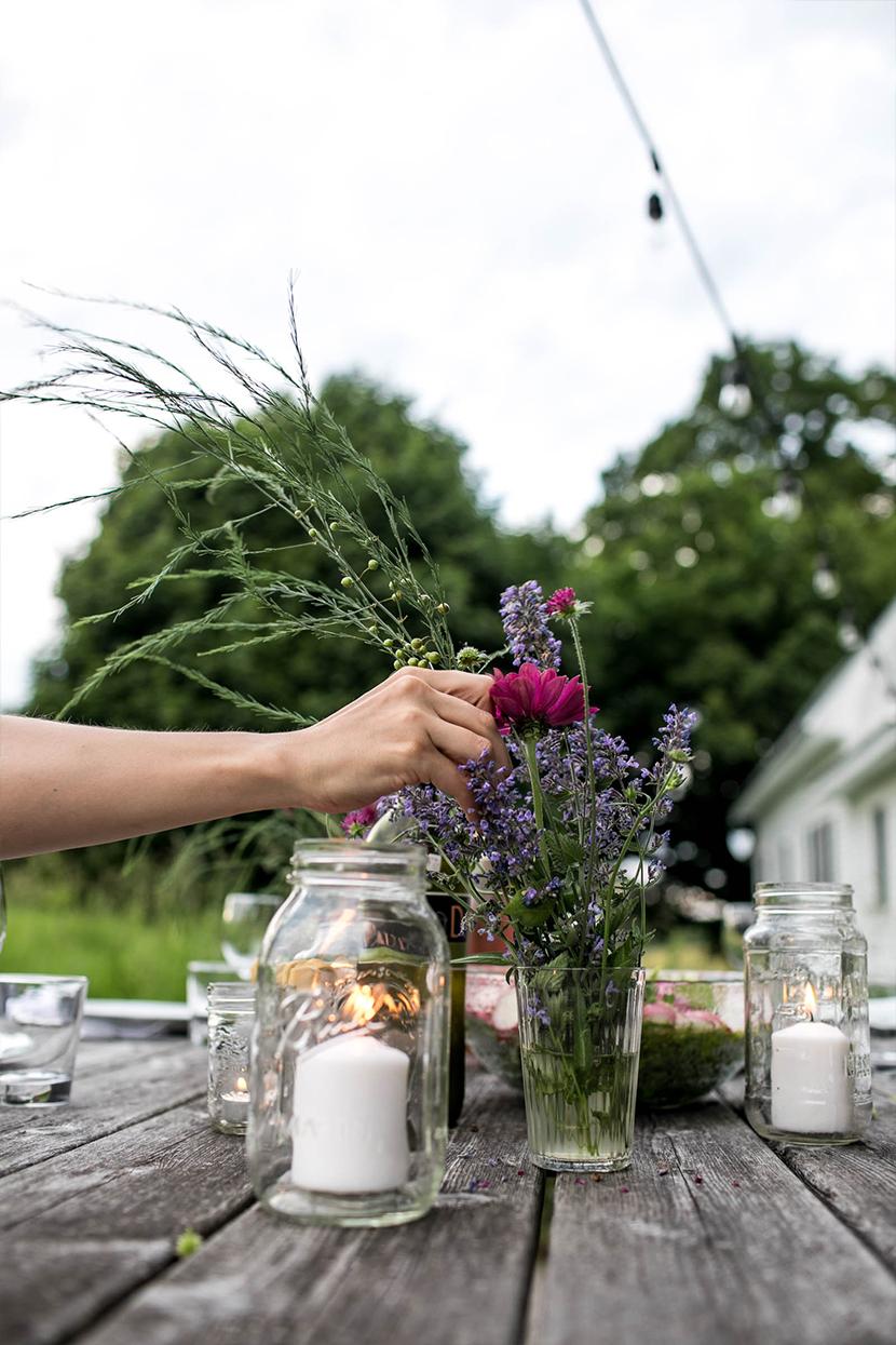 Simple Evening: Summer's Abundance in Leelanau County, Michigan. The Fresh Exchange.