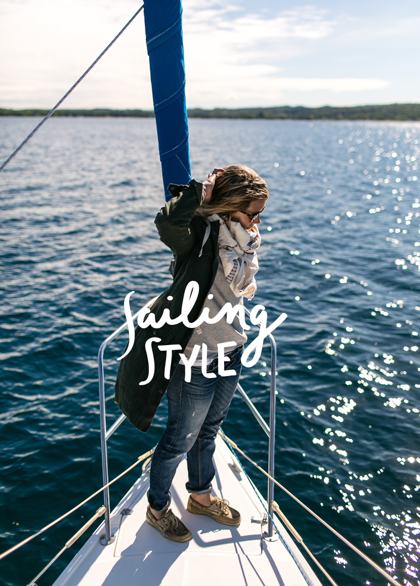 Sailing Style | The Fresh Exchange
