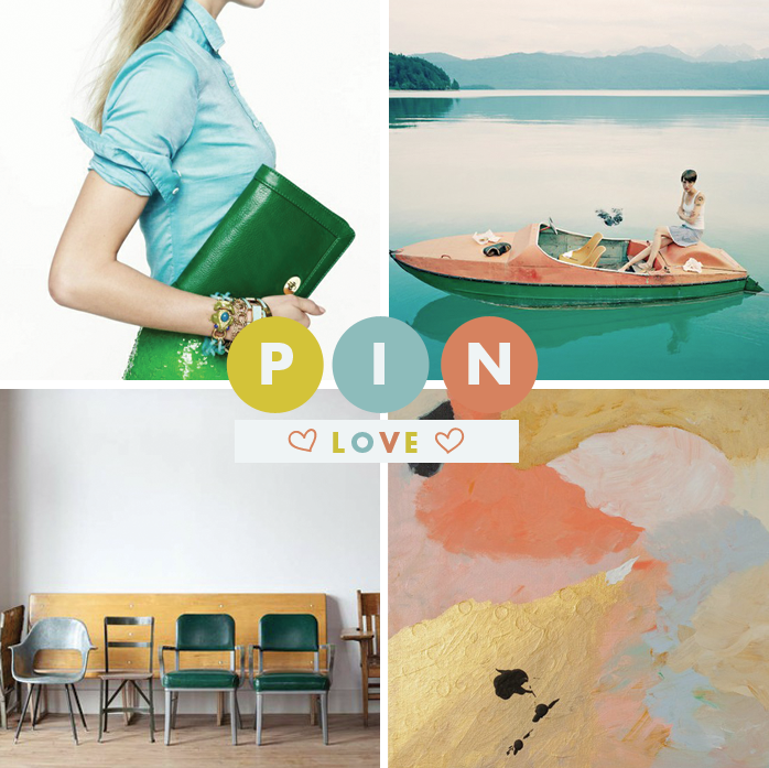 Pin Love, Pinterest, The Fresh Exchange, Friday
