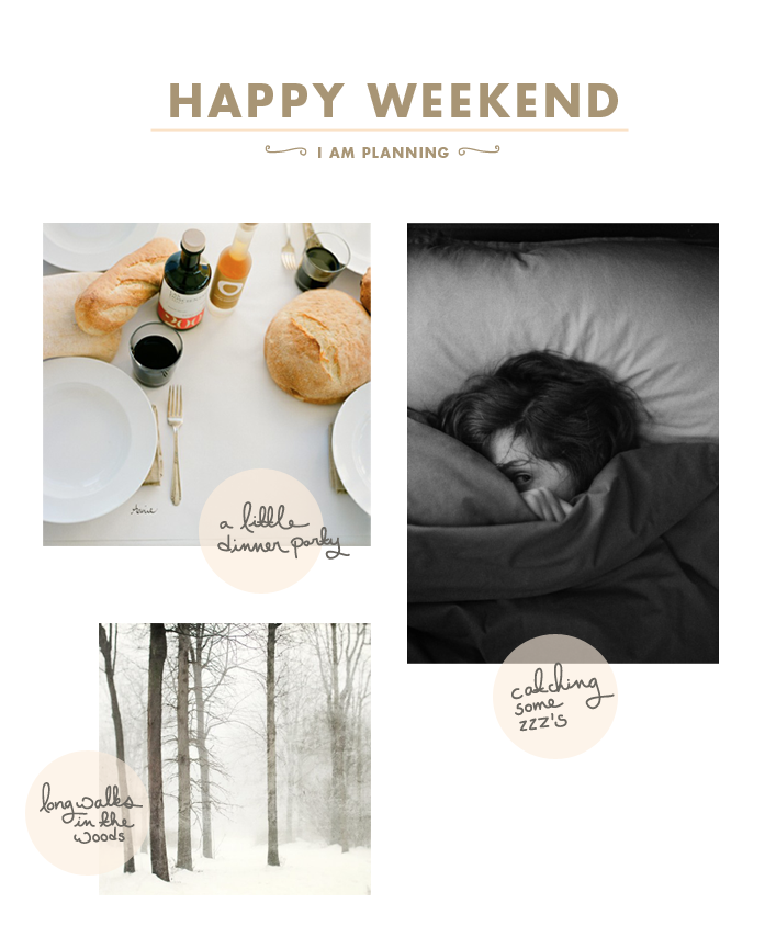 Weekend plans, Megan Gilger, Hitch Design Studio, The Fresh Exchange