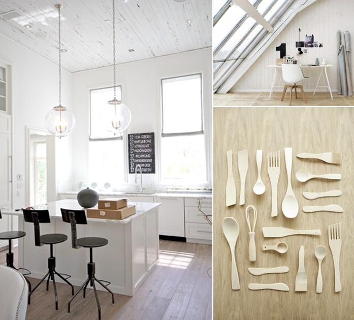 White Home Inspiration