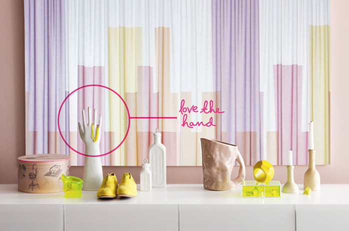 Interior decorating, neon, Vanessa Colyer Tay, Sam Mcadam