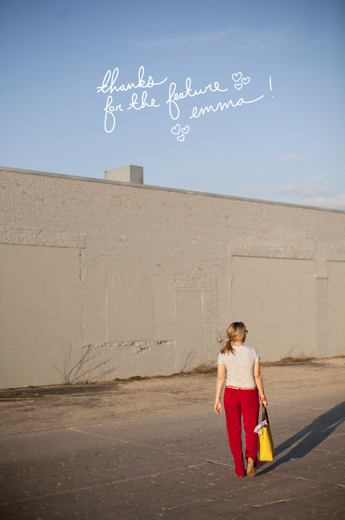 Fashion, Megan Gilger, Inspiration, The Fresh Exchange, Traverse City, Michigan