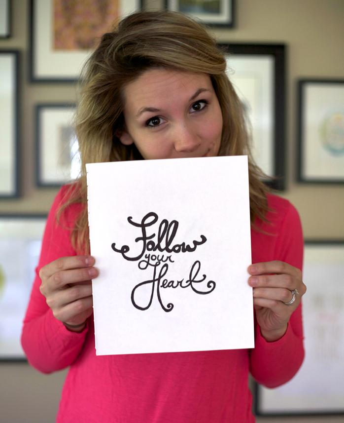 Make it Happen, Megan Gilger, Traverse City, The Fresh Exchange, Business Inspiration