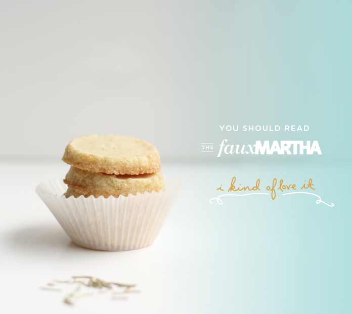 The Faux Martha, Food Blog, Recipes