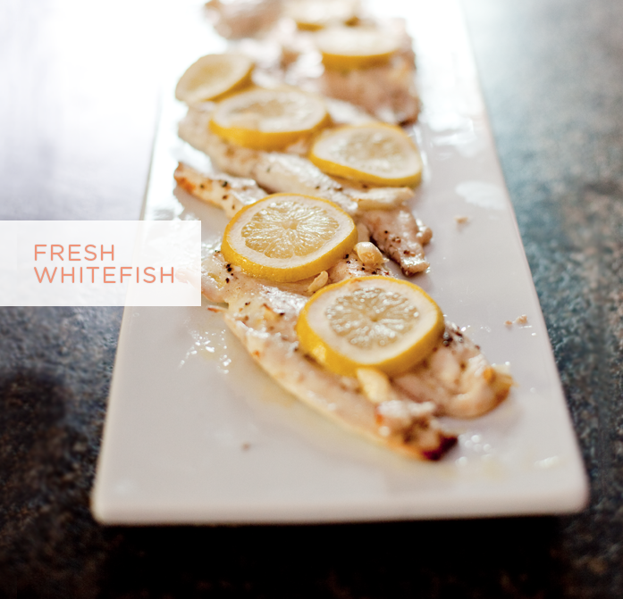 whitefish recipe, simple, easy, recipe, cheap, local, whole foods, l mawby, wine, northern michigan