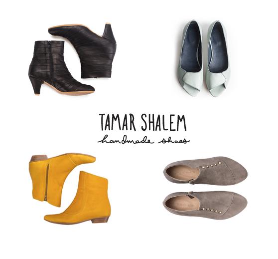 Tamar Shalem Handmade Shoes  |  The Fresh Exchange