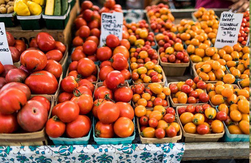 What is Seasonal Eating - The Fresh Exchange