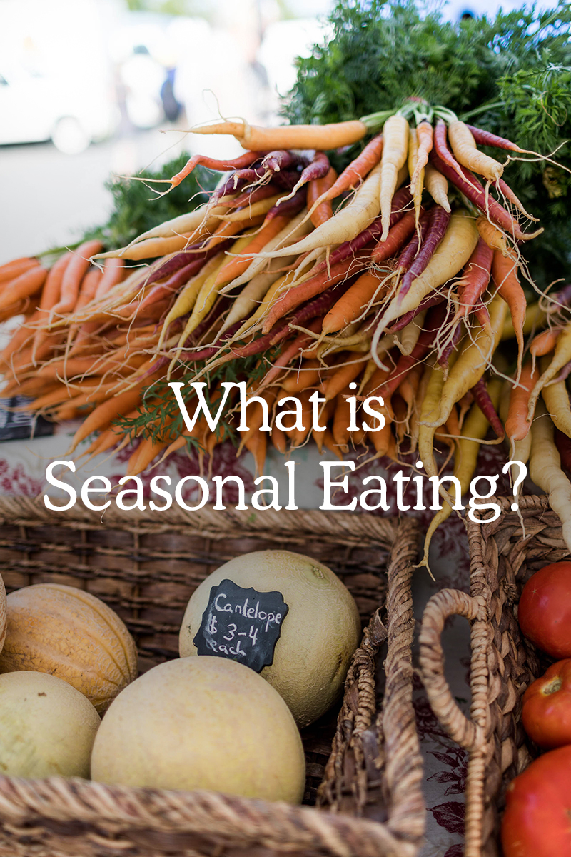 What is Seasonal Eating? - The Fresh Exchange