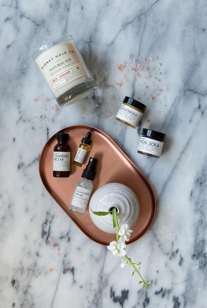 Self-Care for Valentine's Day with Huckberry | The Fresh Exchange