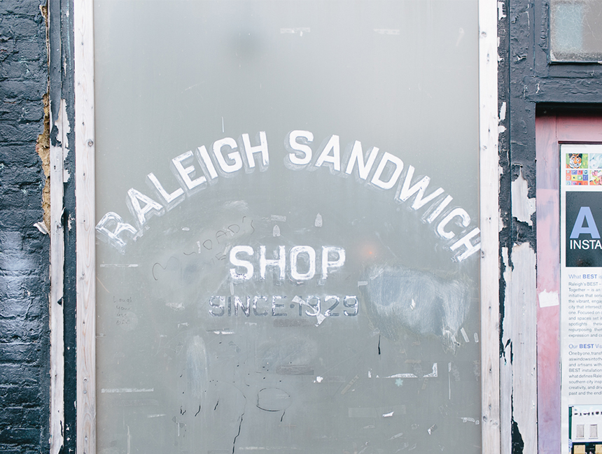A Raleigh Tour with Shinola  |  The Fresh Exchange