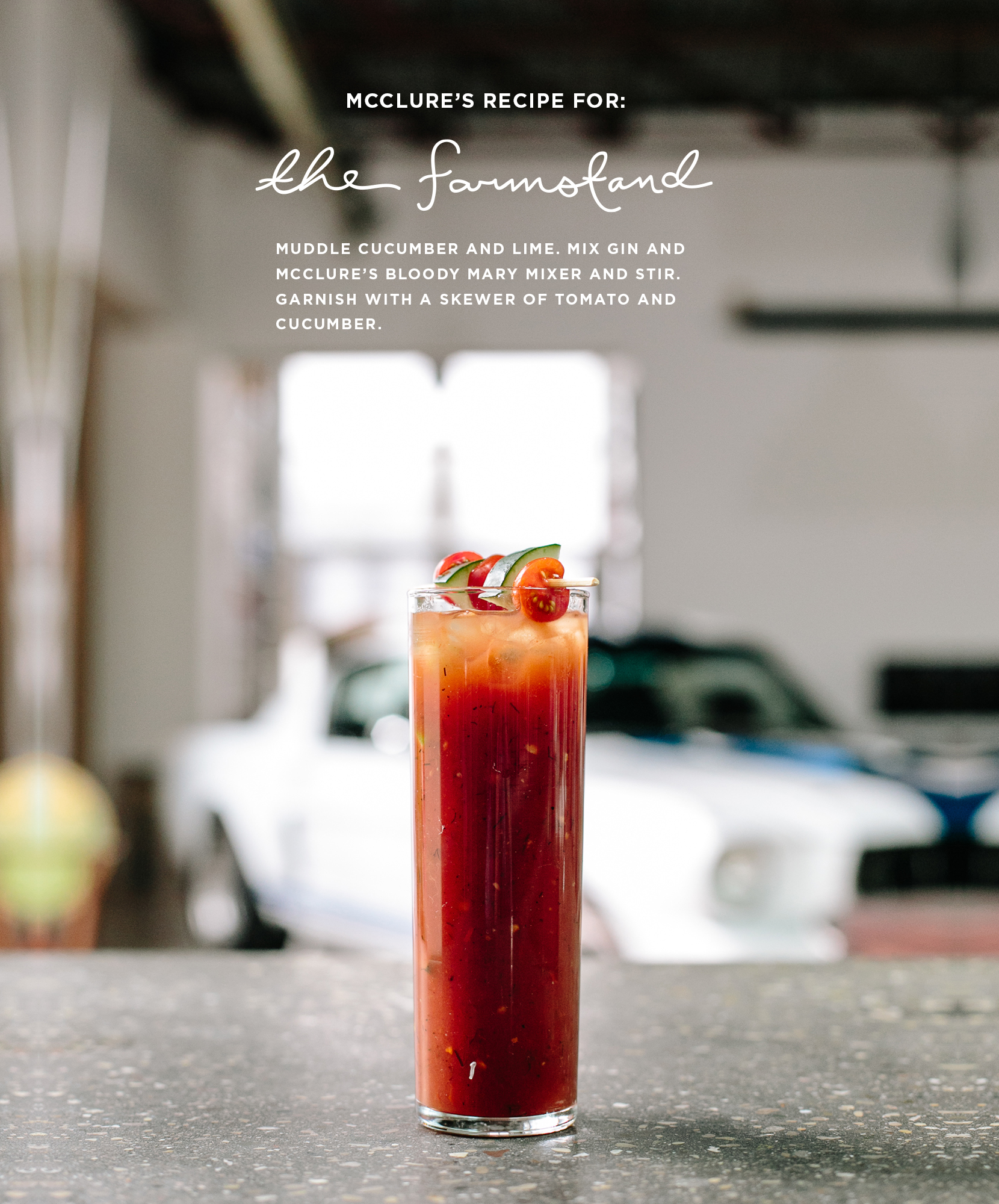 Simple Evening Detroit: The Bloody Marys | The Fresh Exchange