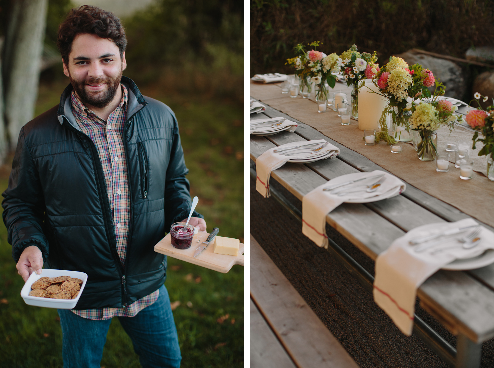 Simple Evening: Northport Farmhouse | The Fresh Exchange